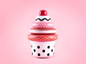 productfotografie voor instagram cupcake